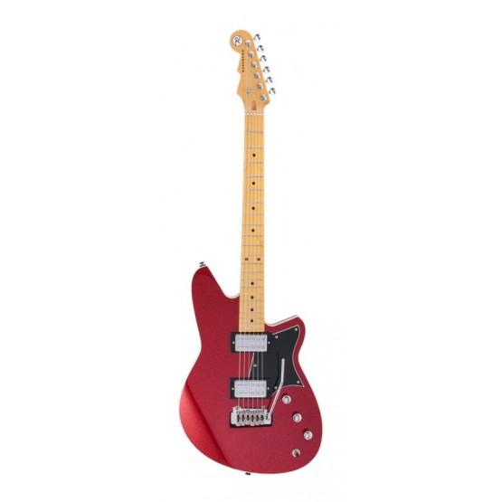 REVEREND TOMMY KOFFIN RS ARTIST GUITARRA ELECTRICA RED METAL FLAKE