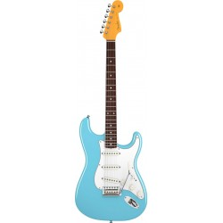 FENDER ERIC JOHNSON STRATOCASTER ROSEWOOD FRETBOARD TROPICAL TURQUOISE