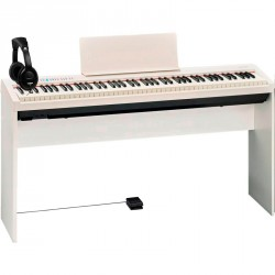 ROLAND -PACK- FP30WH PIANO DIGITAL + SOPORTE Y AURICULARES