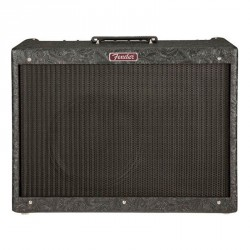 FENDER BLUES DELUXE LIMITED AMPLIFICADOR GUITARRA BLACK WESTERN.