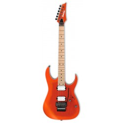 IBANEZ RG652AHMS OMF PRESTIGE GUITARRA ELECTRICA ORANGE METALLIC BURST