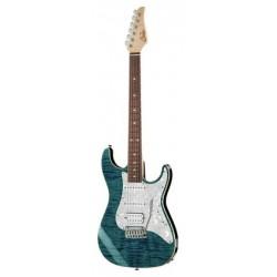 SUHR STANDARD PLUS PF BBL GUITARRA ELECTRICA BAHAMA BLUE
