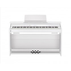 CASIO PX860WE PRIVIA PIANO DIGITAL BLANCO.