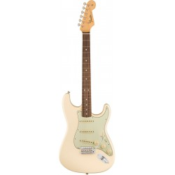 FENDER AMERICAN ORIGINAL 60S STRATOCASTER RW GUITARRA ELECTRICA OLYMPIC WHITE. NOVEDAD