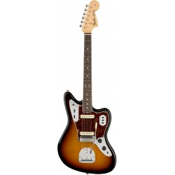 FENDER AMERICAN ORIGINAL 60S JAGUAR RW GUITARRA ELECTRICA 3 COLORES SUNBURST