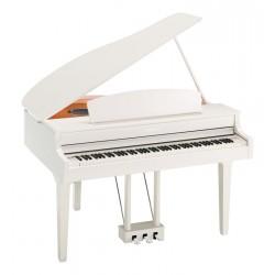 YAMAHA CLP695GP PW PIANO DIGITAL CLAVINOVA BLANCO PULIDO