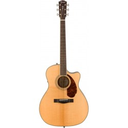 FENDER PM-4CE AUDITORIUM LIMITED GUITARRA ELECTROACUSTICA NATURAL