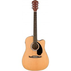 FENDER FA-125CE GUITARRA ELECTROACUSTICA DREADNOUGHT NATURAL