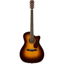 FENDER PM-4CE VS AUDITORIUM LIMITED GUITARRA ELECTROACUSTICA VINTAGE SUNBURST