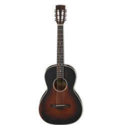 IBANEZ AVN11 ABS ARTWOOD VINTAGE GUITARRA ACUSTICA PARLOR ANTIQUE BROWN SUNBURST