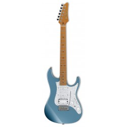 IBANEZ AZ2204 ICM PRESTIGE GUITARRA ELECTRICA ICE BLUE METALLIC