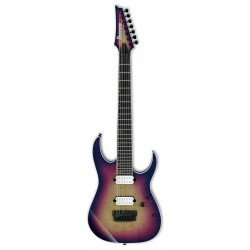 IBANEZ RGIX7FDLB NLB IRON LABEL GUITARRA ELECTRICA 7 CUERDAS NORTHERN LIGHTS BURST