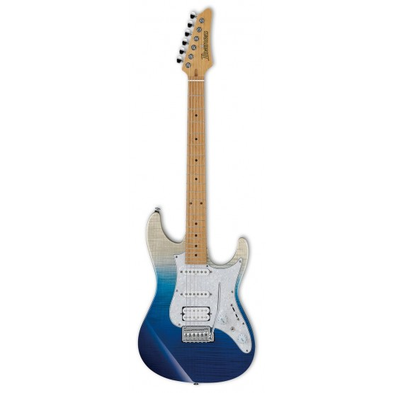 IBANEZ AZ224F BIG GUITARRA ELECTRICA BLUE ICEBERG GRADATION