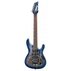 IBANEZ S1070PBZ CLB PREMIUM GUITARRA ELECTRICA CERULEAN BLUE BURST