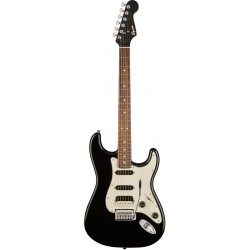 SQUIER CONTEMPORARY STRATOCASTER HSS RW GUITARRA ELECTRICA BLACK METALLIC. NOVEDAD
