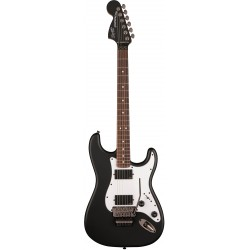 SQUIER CONTEMPORARY ACTIVE STRATOCASTER HH RW GUITARRA ELECTRICA FLAT BLACK