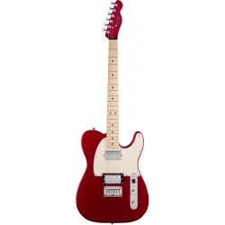 SQUIER CONTEMPORARY TELECASTER HH MN GUITARRA ELECTRICA DARK METALLIC RED