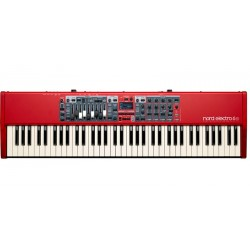CLAVIA NORD ELECTRO 6D 73 STAGE PIANO PROFESIONAL
