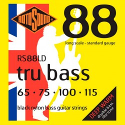 ROTOSOUND RS88LD TRU BASS JUEGO CUERDAS BAJO 065-115
