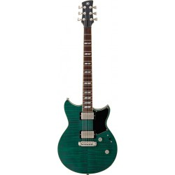 YAMAHA RS620 SEG REVSTAR GUITARRA ELECTRICA SNAKE EYE GREEN