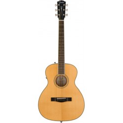 FENDER PM-TE STD TRAVEL GUITARRA ELECTROACUSTICA OPEN PORE
