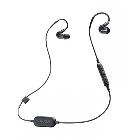 SHURE SE215-K-BT1-EFS AURICULARES BLUETOOTH IN EAR NEGROS.