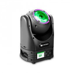 CAMEO MB100 MOVO BEAM CABEZA MOVIL CON CORONA LED