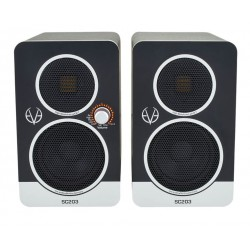 EVE AUDIO SC203 MONITORES ESTUDIO. PAREJA