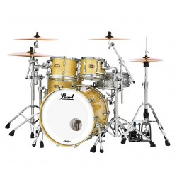 PEARL MRV924XEFP C347 MASTER MAPLE RESERVE BATERIA ACUSTICA BOMBAY GOLD SPARKLE
