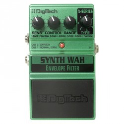 DIGITECH XSW SYNTH WAH PEDAL.