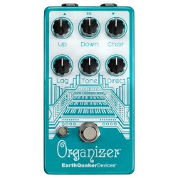 EARTHQUAKER DEVICES ORGANIZER V2 PEDAL EMULADOR DE ORGANO