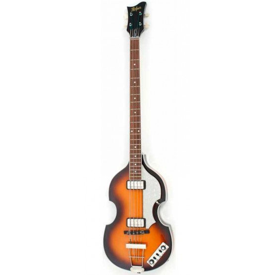 HOFNER HCT5001 SB CONTEMPORARY VIOLIN BAJO ELECTRICO SUNBURST
