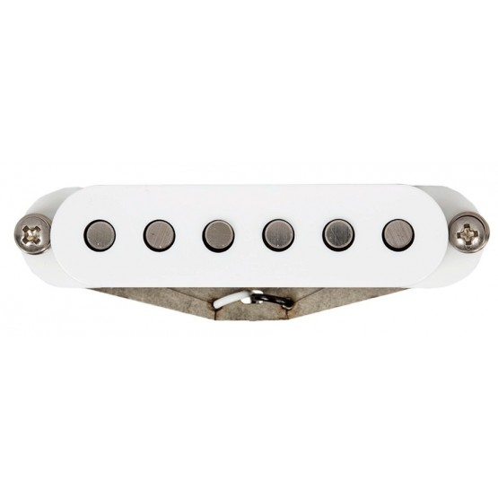 SUHR V60 MIDDLE WHITE PASTILLA SINGLE COIL CENTRAL
