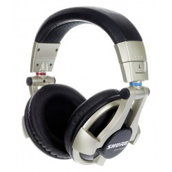 SHURE SRH750DJ AURICULARES PROFESIONALES DJ