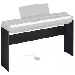 YAMAHA L125B SOPORTE PARA PIANO P125 NEGRO