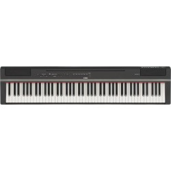YAMAHA P125 B PIANO DIGITAL PORTATIL NEGRO