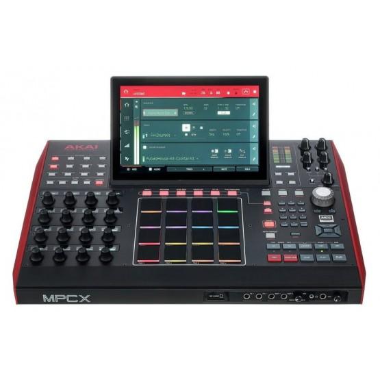 AKAI MPC-X CENTRO DE PRODUCCION MUSICAL