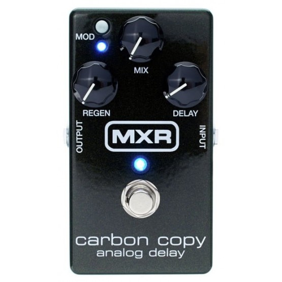 DUNLOP M169 MXR CARBON COPY PEDAL DELAY ANALOGICO