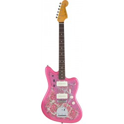 FENDER JAZZMASTER TRADITIONAL 60 RW GUITARRA ELECTRICA PINK PASLEY