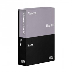 ABLETON LIVE 10 SUITE EDITION RETAIL SOFTWARE PRODUCCION MUSICAL