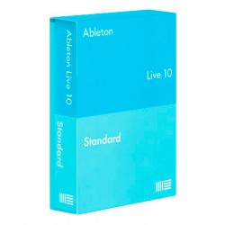 ABLETON LIVE 10 STANDARD EDITION RETAIL SOFTWARE PRODUCCION MUSICAL