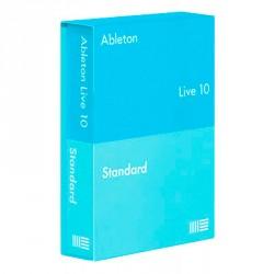 ABLETON LIVE 10 STANDARD EDITION RETAIL SOFTWARE PRODUCCION MUSICAL