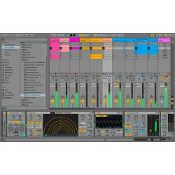 ABLETON LIVE 10 SUITE LICENCIA POR DESCARGA SOFTWARE PRODUCCION MUSICAL