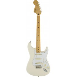 FENDER JIMI HENDRIX STRATOCASTER MN GUITARRA ELECTRICA OLYMPIC WHITE