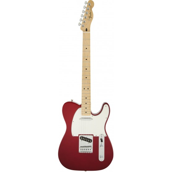 FENDER STANDARD TELECASTER MN GUITARRA ELECTRICA CANDY APPLE RED