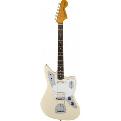FENDER JOHNNY MARR JAGUAR RW GUITARRA ELECTRICA OLYMPIC WHITE