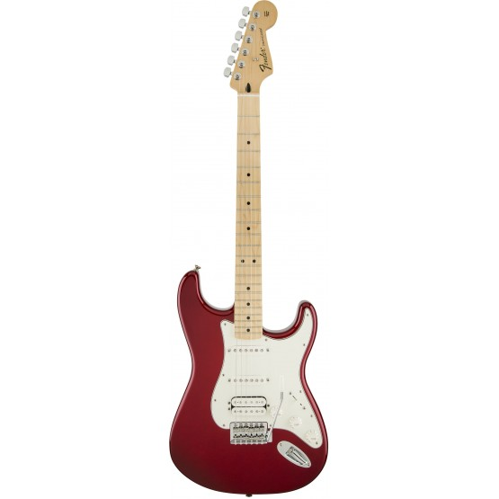 FENDER STANDARD STRATOCASTER HSS MN GUITARRA ELECTRICA CANDY APPLE RED