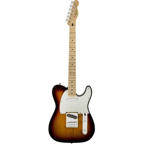 FENDER STANDARD TELECASTER MN GUITARRA ELECTRICA BROWN SUNBURST