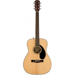 FENDER CC60S NATURAL GUITARRA ACUSTICA CONCIERTO