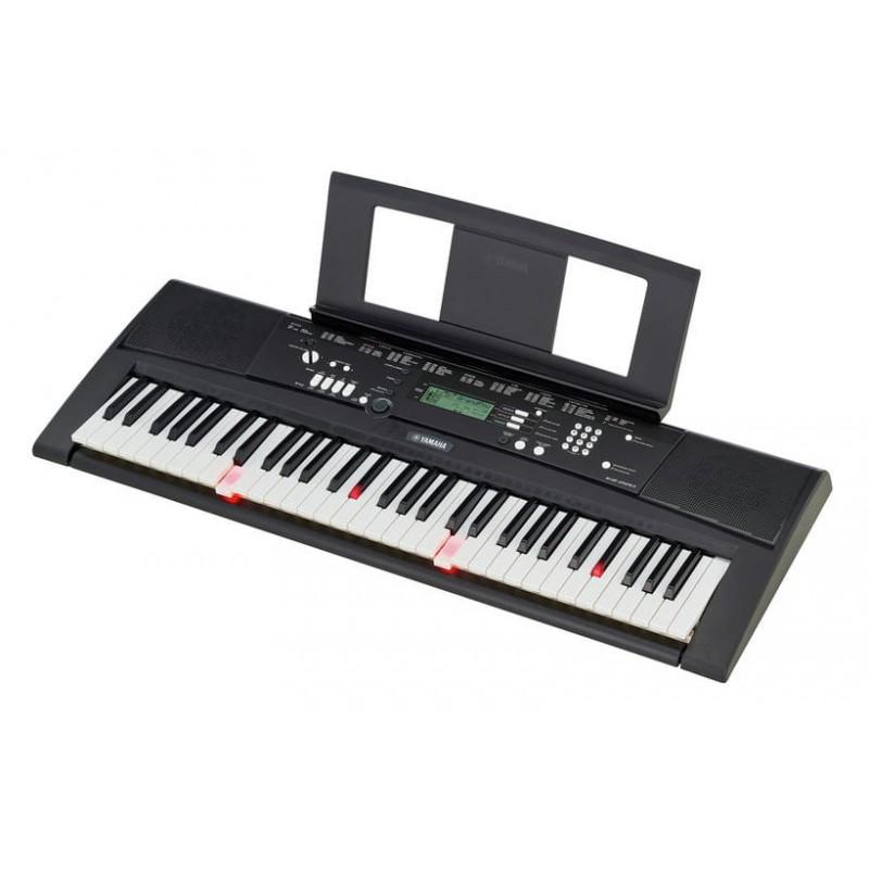 yamaha ez220 teclado 61 teclas iluminadas precio tienda online barcelona matar o vic. Black Bedroom Furniture Sets. Home Design Ideas